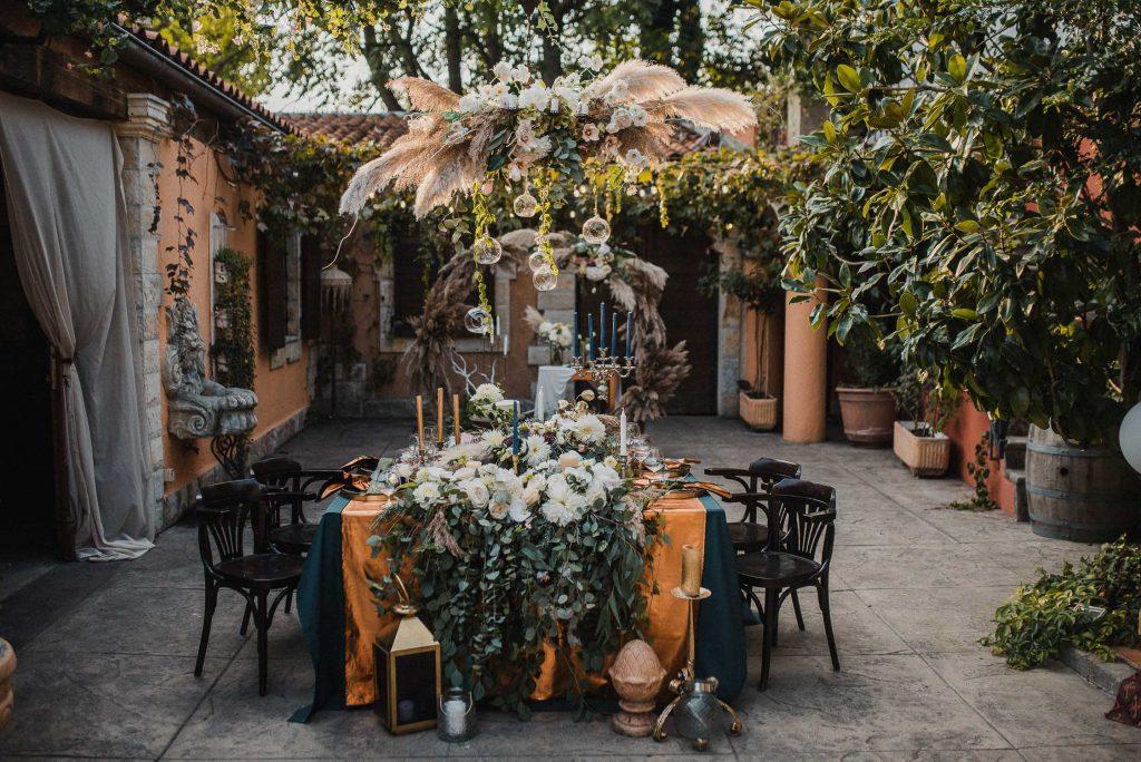 tuscany dream wedding inspiration